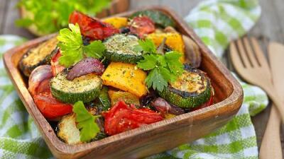 Vegetales salteados | Reto 28