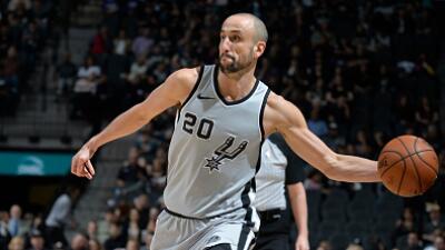 Ginóbili regresa con 15 puntos en triunfo de Spurs