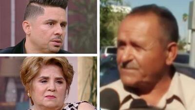 El padre biológico de Larry Hernández les pidió perdón al cantante y a su madre