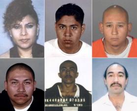 En fotos:  los 15 hispanos más buscados por el Departamento de Policía de Los Ángeles
