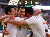 Futbol Retro | México derrotó a Uruguay en la Copa América Centenario