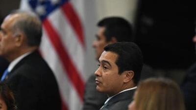 Un juez niega fianza al hermano del presidente de Honduras acusado por drogas en EEUU