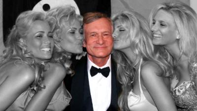 Muere Hugh Hefner, el fundador de Playboy