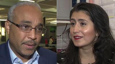Peralta y Ramos, en la contienda electoral de las primarias demócratas por el distrito 13 al Senado Estatal de Nueva York
