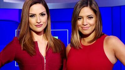¿Qué opina Pamela Silva de su nueva compañera de Primer Impacto, Michelle Galván?