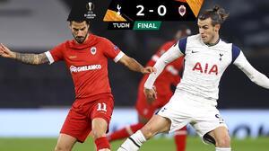 Tottenham supera al Antwerp y sigue aspirando a la Europa League