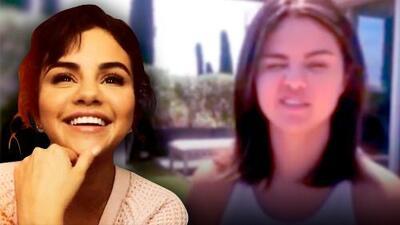 Selena Gómez no puede hacer el mismo gesto con ambos lados del rostro... ¿podrás tú?