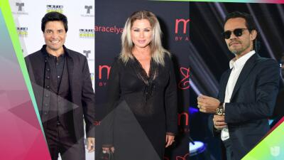No vas a creer que Marc Anthony, Chayanne y estos otros famosos cumplen 50 este año