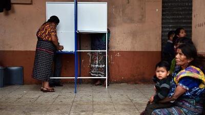 El despertar electoral en Quetzaltenango, Guatemala