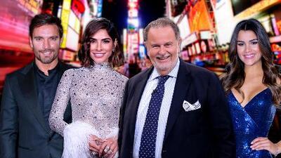 Culmina el año con Univision y el especial 'Countdown Feliz 2019' en vivo de costa a costa