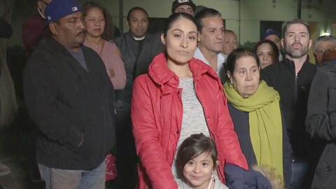 Decenas de familias en Los Ángeles se reúnen para buscar una solución al drástico incremento a la renta donde viven