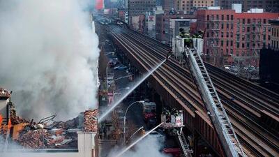 Explosión de edificio en Nueva York, duro golpe a familias hispanas