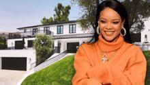 Rihanna pagó casi 14 millones de dólares por esta mansión: es vecina de Madonna, Mariah Carey y Paul McCartney