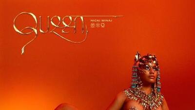 "Nicki Minaj's ""Queen"" hits Platinum"