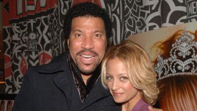 Lionel Richie sobre cómo adoptó a su hija Nicole