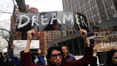 Dreamers se muestran optimistas de la decisión que pueda tomar la Corte Suprema sobre DACA