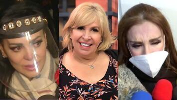 Maribel Guardia, Lucía Méndez y más celebridades acuden al funeral de Magda Rodríguez a darle el último adiós