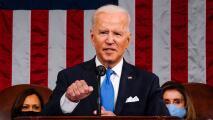 """Experto dice que discurso de Biden ante el Congreso propone un """"dramático aumento en el gasto social"""""""