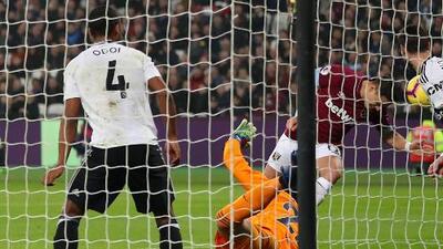 ¡Lo hizo! Chicharito llegó a su gol 50 en la Premier League; ya tiene 200 en su carrera