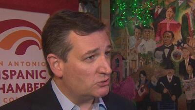 Ted Cruz propone utilizar dinero de 'El Chapo' para construir el muro fronterizo