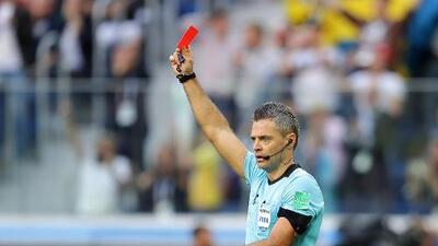 Cambiaron a árbitro del Ajax vs. Real Madrid de Champions League