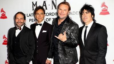 Yuri, Pepe Aguilar y Jorge Drexler, entre los artistas que homenajearon a Maná en su noche de Latin GRAMMY