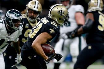 El campeón de la NFL se despide de la corona después de sucumbir ante los Saints