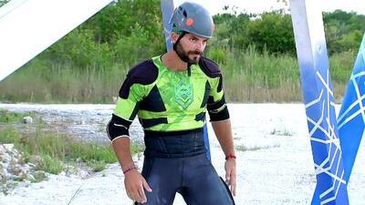 Con coraje y energía: así fue como Adrián Di Monte defendió su lugar en la competencia