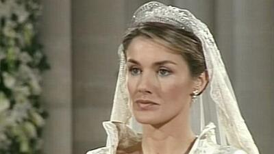 De plebeya a reina: el cuento de hadas de Letizia Ortiz