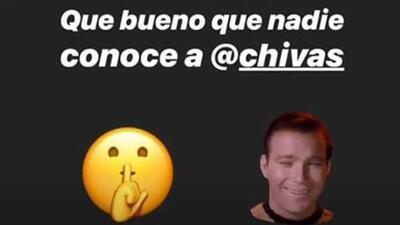 """Pulido se la aplicó a Mateus: """"Lo bueno que nadie conoce a Chivas"""""""