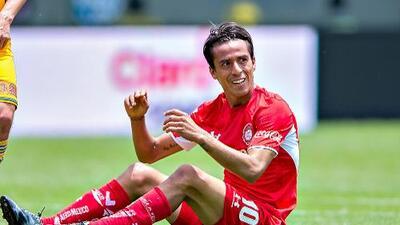 Lucas Lobos molesto por ser suplente y considera su retiro al término del Clausura 2016