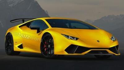 Lamborghini Aprovecharia El Auto Show De Los Angeles Para Lanzar Una