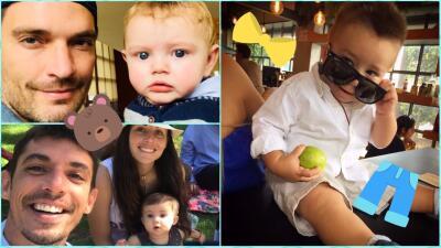 Estos son los bebés de los actores más carismáticos en redes sociales