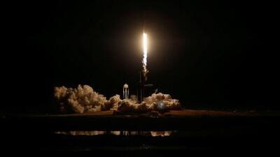 Así fue el exitoso acoplamiento de la cápsula Dragon de SpaceX a la Estación Espacial Internacional