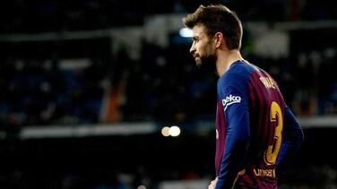 No castigarán a Piqué por decir que árbitros pitan a favor del Real Madrid