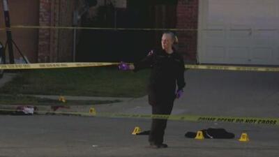 Confirman la muerte de un joven tras un tiroteo cerca de la preparatoria Bowie en Arlington