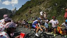 Los franceses Alaphilippe y Pinot no se confían rumbo al final del Tour de Francia