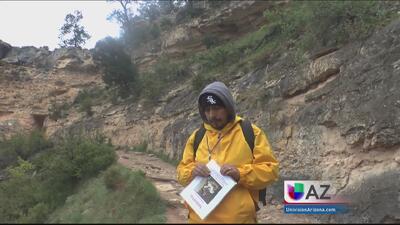 Parte 1: Padre busca a su hija desaparecida en el Gran Cañón