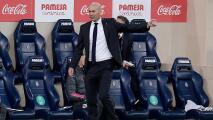 Zinedine Zidane se niega a opinar de la Superliga