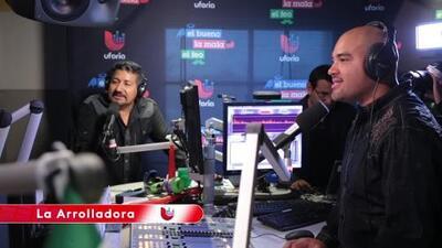 """Uforia Lounge: Casi """"violan"""" a Jorge Medina de la Arrolladora"""