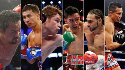 Grandes peleas se avecinan en el boxeo