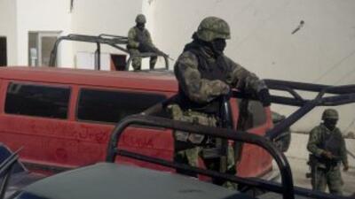 Tres muertos por balaceras en Saltillo, norte de México