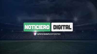 Noticiero digital: Dura condena para Mourinho, Nico Castillo debutaría el sábado y Harden sigue brillando
