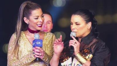 Olga Tañón confiesa que descubrió que quería ser cantante mientras estaba en el baño
