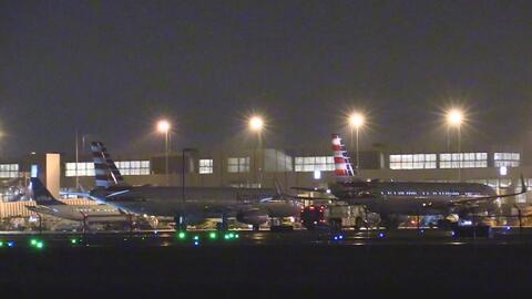 Un vuelo proveniente de México es desviado a Austin debido a las condiciones severas del tiempo