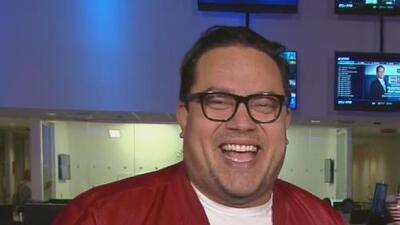 Con sus imitaciones de Maduro, Guaidó y Diosdado Cabello, el comediante venezolano David González hará reír a EEUU