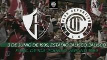 ¡Muy emotiva! La lucha por el título entre Toluca y Atlas es inolvidable