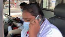 Conoce a Ankita, una paramédica en las trincheras del covid-19 en el país más infectado del mundo