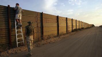 En un minuto: casi doscientas empresas han manifestado interés en construir el muro fronterizo