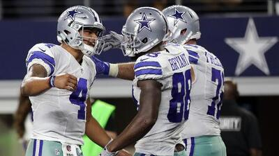 Dallas Cowboys aseguran pase a playoffs con derrota de Washington